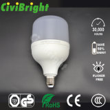 Factory SMD 30W LED T-Shaped Bulb with Linear Power Supply