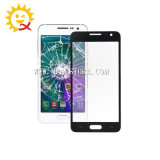A3 Outer Front Glass Lens for Samsung A3 2015 Black