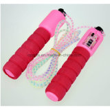 Adjustable Kids Jump Rope with Counter and Comfortable Handles