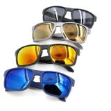 Vintage Full Fashion Style Custom Lens Pattern Stylish Round Sunglasses for Men and Women
