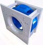Centrifugal Blower Ventilation Industrial Backward Curved Cooling Exhaust (450mm)