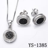 Imitation Jewelry Set Silver 925 Hotsale