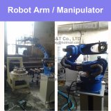 Six Axis Robot Arm Manipulator Thermal Powder Spraying Coating Converter Flue Pipe Surfacing Anit Corrosion Surface Coating Treatment Cheap on-Site