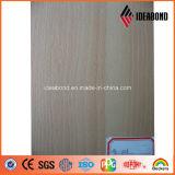 Wood Polyetser Paint (AE-304) Interior Decoration Aluminum Plate