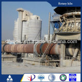 China Top Leading 600tpd Lime Rotary Kiln for Caustic Soda Lime Production