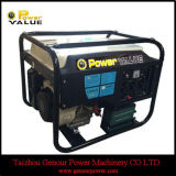 Strong Power for Home Use China Gasoline 5kVA Generator