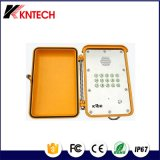 Waterproof Telephone Kntech Knsp-13 for Highway/Metro, Emergency Telephone Communication Equipment