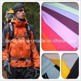 228t Dull Nylon Taslon with Water Repellent for Jacket Fabric