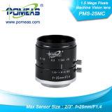 "Fl: 25mm 1.5MP 2/3""Machine Vision Lens"