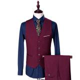 2016 New Design Man's Wedding Suit Vest Pant