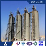 600-1000tpd Lime Production Line for Steel Desulfurization