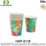 Disposable Cold Drinking Tableware Paper Cup Hawaii Style