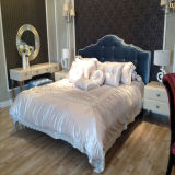 Modern Bedroom Furniture French King Size Bed