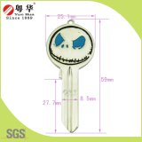 Promotional Colorful Key Blank for Key Machine