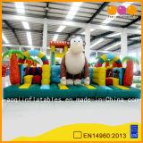 Inflatable Monkey Fun City Bouncy Castle for Amusement Park (AQ0179)