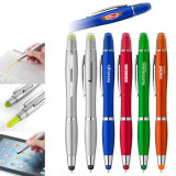Combo Highlighter Pens with Stylus