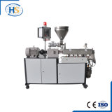 Small Lab Equipment of Twin Screw Extruder in Plastic Extrusion