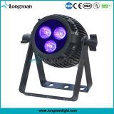 32 Bit Linear Dimming Mini Rgbaw UV LED PAR Light