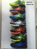 Men Colorful Leisure Sneaker Printing Running Sports Shoes (16OS-15)
