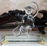 Crystal Animal Chinese Zodiac Monkey