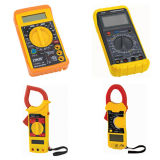 AC Clamp Meters/Digital Multimeter with Backlight