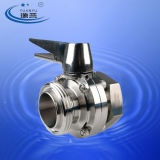3A Butterfly Valve with Male/Female Connection
