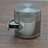 Modern Design Durable Alloy Metal Herb Spice Chrusher Grinder