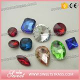 Multi Color Flatback Glass Crystal Sewing