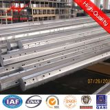 15m 1250dan Commercial Light Galvanized Steel Pole ASTM A123
