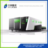 1000W CNC Full Protection Metal Fiber Laser Cutting System 4020