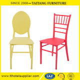 Hot Sale PP Plastic Tiffany Chairs Outdoor Polycarbonate Chiavari Chairs
