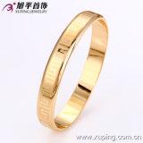 Xuping 18k Gold Color Fashion Slick Bangle