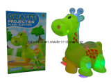 Battery Operated Toys with Flashing Light and Music for Kids