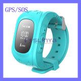 2015 Latest Waterproof Mini Personal Tracking Child Sos Tracker Bracelet Kids GPS Smart Watch