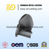 Ductile with Painting Die Castf for Construction Machining