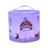 Christmas Colourful Solar Lantern for Decoration Lighting