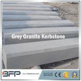 Popular Chinese Ntural Stone Grey Granite Kerbstone for Road/Parking/Garden
