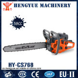 2015 Hot Sale Professional 5800 Gasoline Wood Cutting Chain Saw