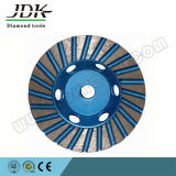 Diamond Cup Wheel for Granite Polishing (JMC011)