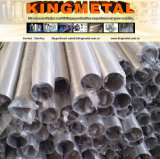 """304 1"""" Polished Seamless Stainless Steel Pipe (TP410)"""