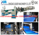 800mm Width Three Layer PP Stationery Foam Sheet Extrusion Line