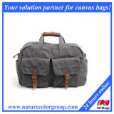 Canvas Travel Handbag Duffel Bag Weekender Bag
