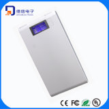 Capacity 10000mAh Power Bank with LCD Display