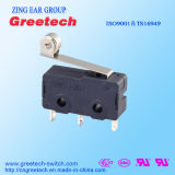 Good Quality Miniature Type Auto Parts Electronics Micro Switch with Roller Lever