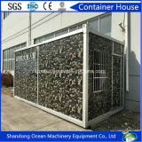 Quick Assembly Modular Container House of Light Steel Frame and Sandwich Panel with Good Quality and Affordable Price