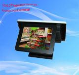 Quad Cord POS Terminal Digital Signage Kiosk