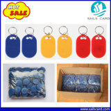 125kHz Key FOB Proximity RFID Keyfob for Hotel Door Access