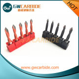 HSS Drill Bits with Bright Finished Surface