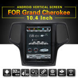 Grand Cherokee for Car GPS Navigation with Bt, DTV, Radio