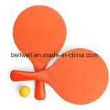 Wholesale Price Customize Logo Wood Beach Ball Racket Set for Promotion